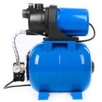 Hauswasserwerk 1200 Watt Pumpe Wasserpumpe Gartenpumpe ...
