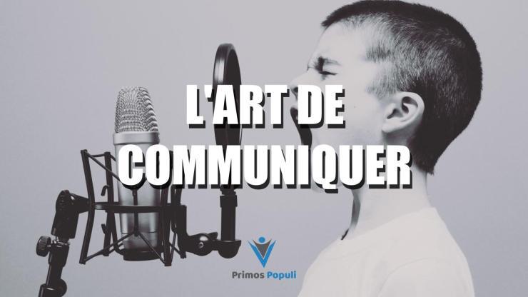 L'art de communiquer