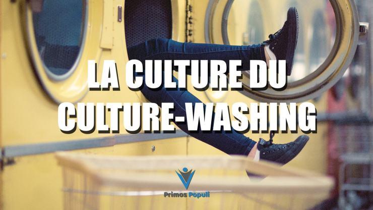 La culture du culture-washing