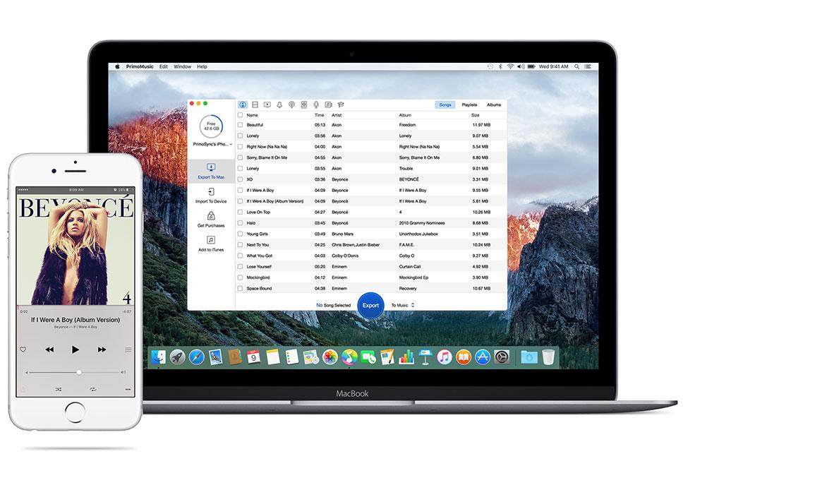 PrimoMusic for Mac 1.5.0 破解版 - 优秀的音乐管理工具