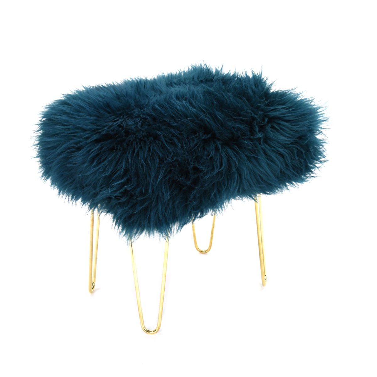 sheepskin chair covers for recliners uk cover bows how to tie black hairpin beauty stool  primrose and plum