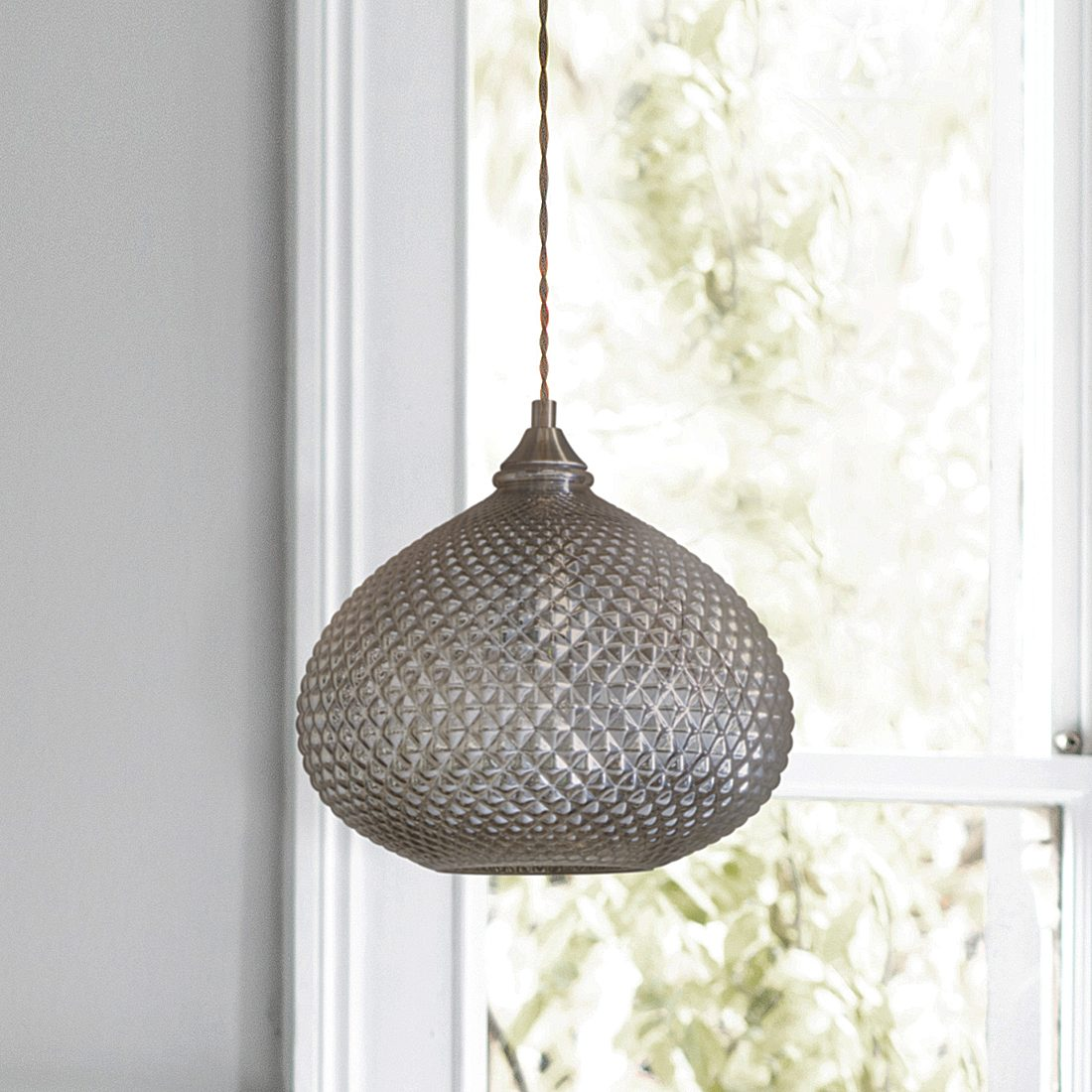Decorative Glass Pendant Light