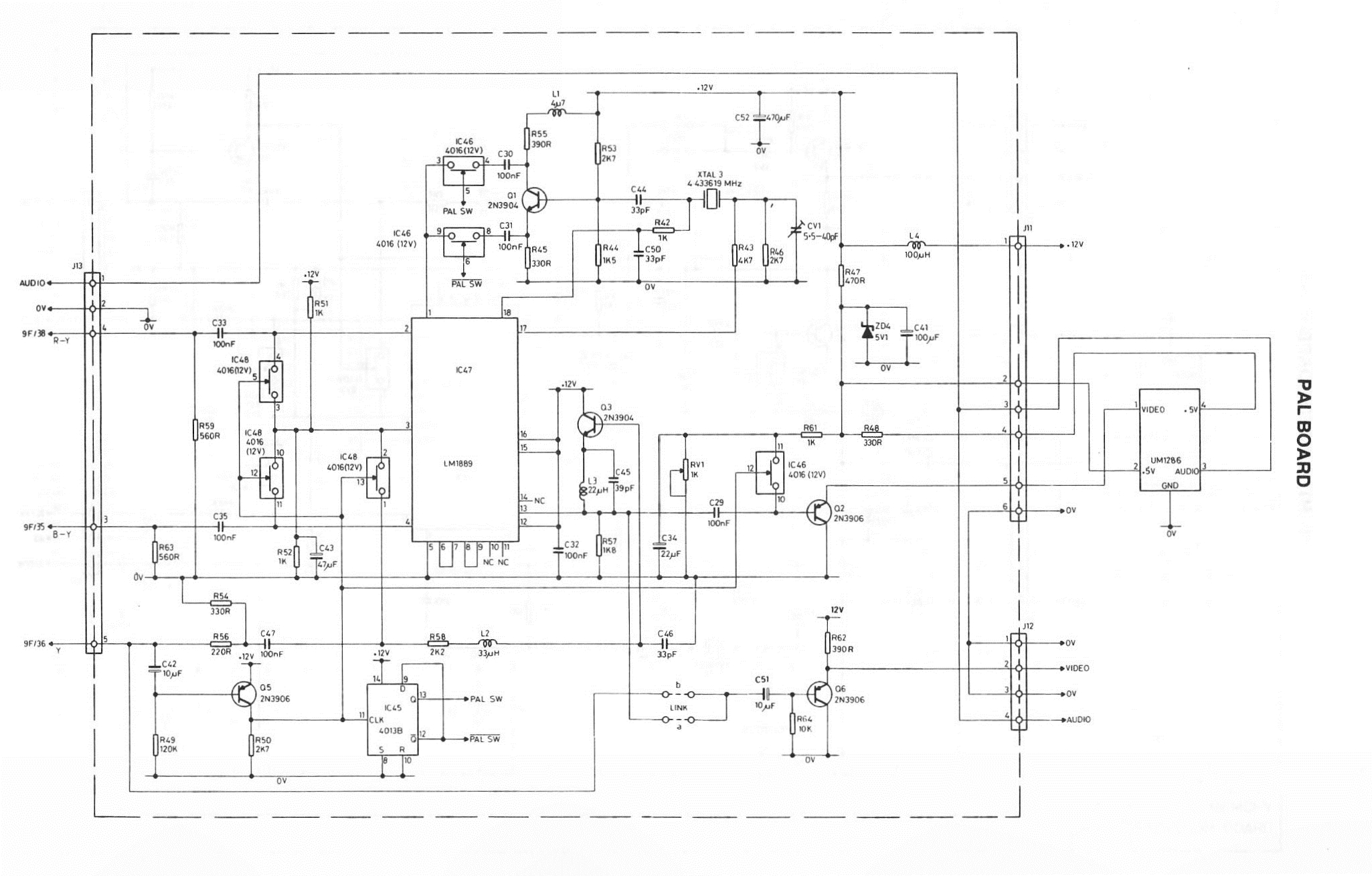 Wiring Diagrams Pal