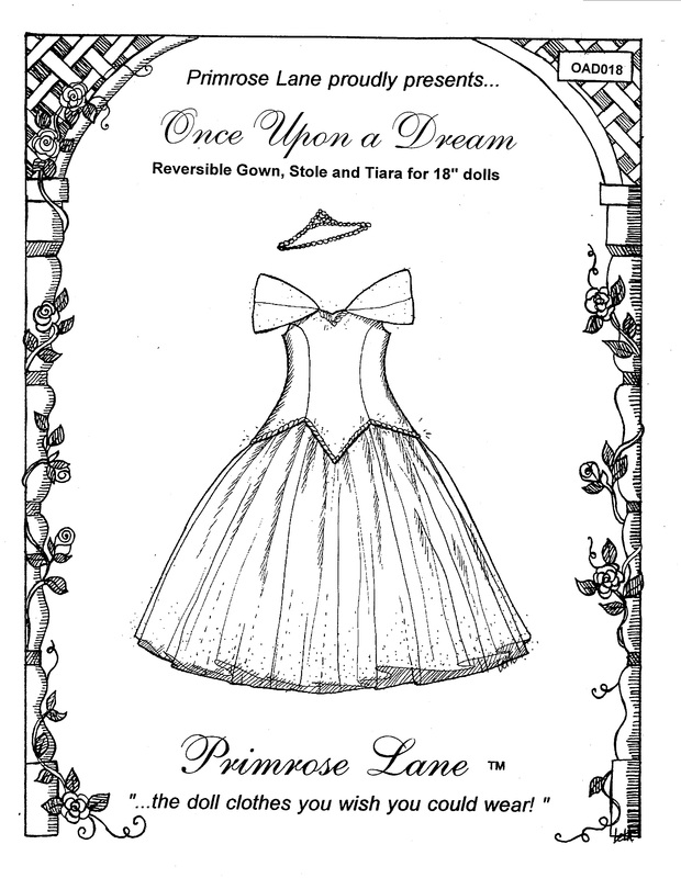 Once Upon a Dream Pattern for 18