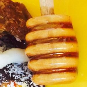 Honey spoon – the dabber –