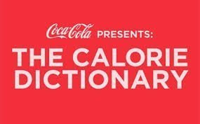 Coca-Cola Calorie Dictionary