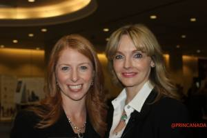 Women Of Influence - Kirstine Stewart & Carolyn Lawrence