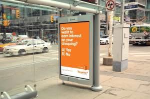 TANGERINE - Tangerine launches advertising campaign