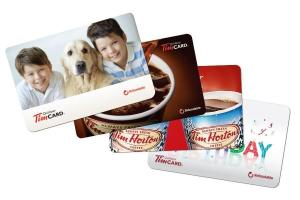 TIM HORTONS - For the First Time in Canada, Tim Hortons Launches