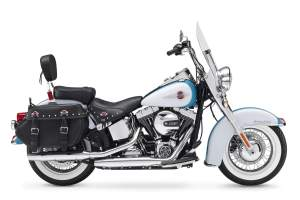 2016 Heritage Softail Classic. Softail
