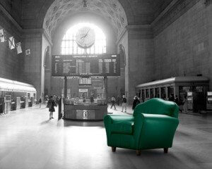 Union Station TD Bank