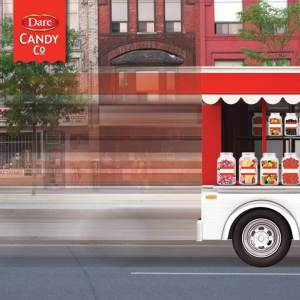 Dare Candy Truck