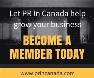 Become A Member Today - PR In Canada