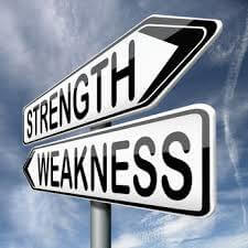 Specialize - Strength Weakness