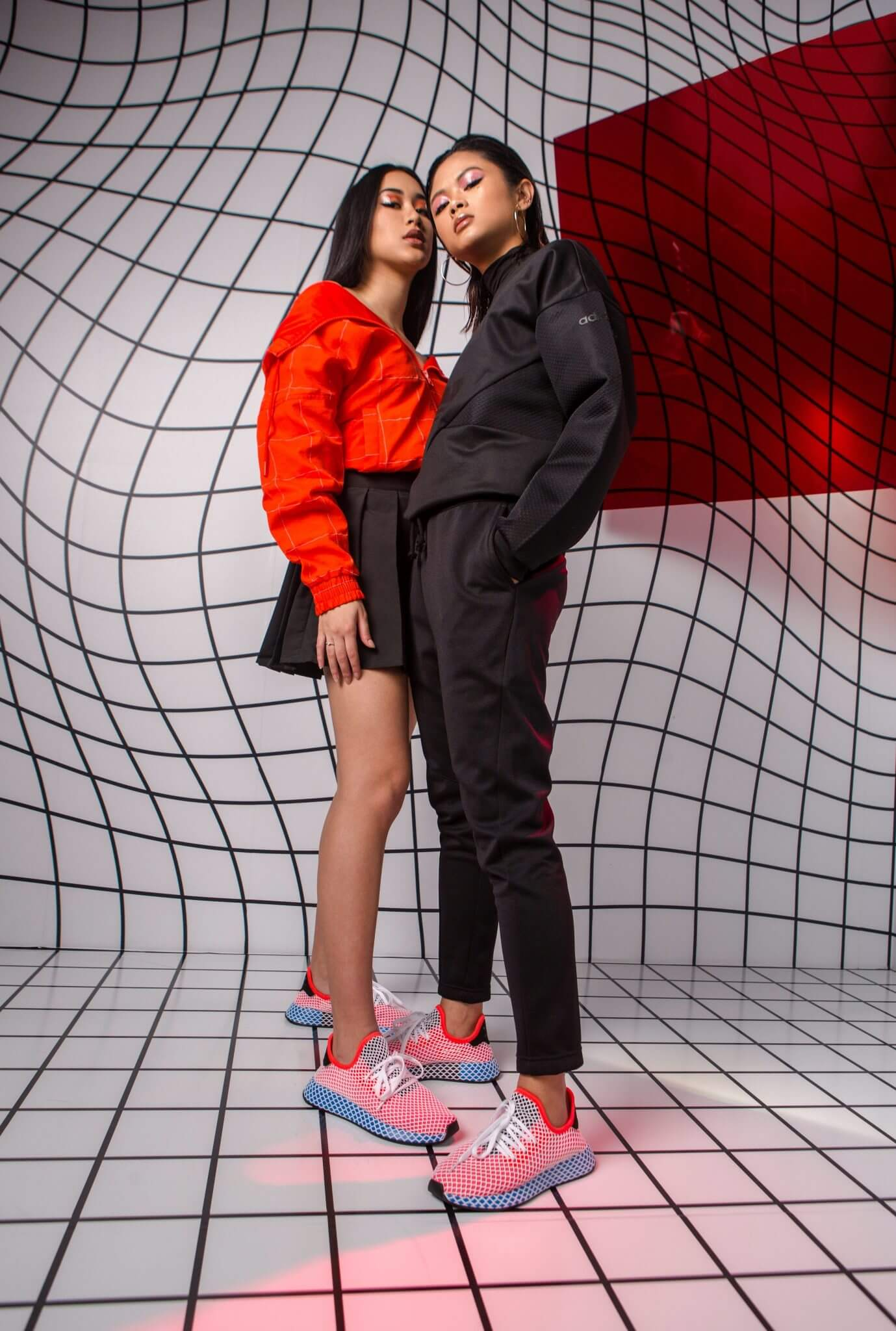 e025b2d109133 adidas Enlists Canadian Creatives For Launch Of Deerupt Line. Campaign  Corner