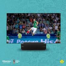 Hisense Laser Soccer