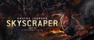 Dwayne Johnson - Skyscrapper