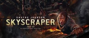 Dwayne Johnson - Skyscrapper
