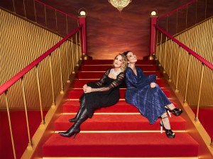 Catherine O'Hara And Annie Murphy Deliver Hudson's Bay's