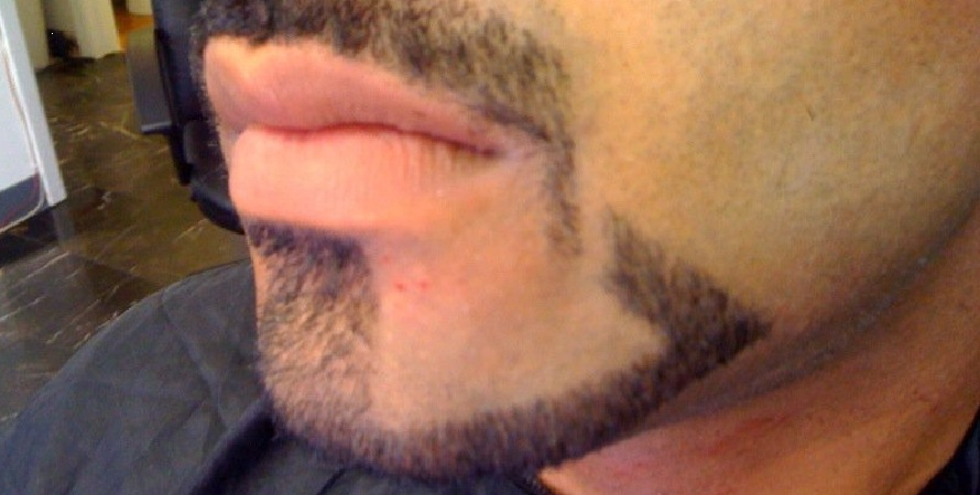 Beard Design Princes Barber Shop