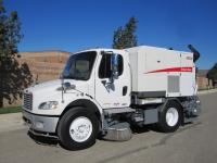 Sweeper trucks for sale