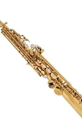 Fugue F86g Intermediate Gold Soprano Saxophone