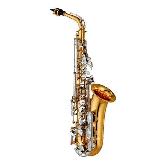 Yamaha yas 26 student alto saxophone