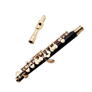 Student Series Piccolo Flute ABS-Gold