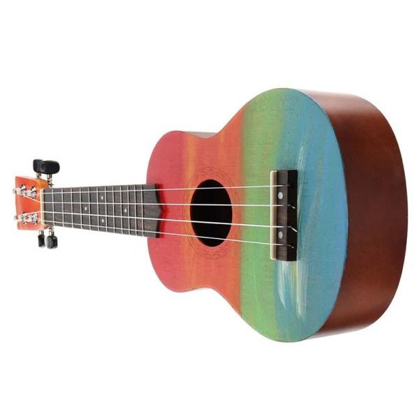 rainbow uke 21 soprano