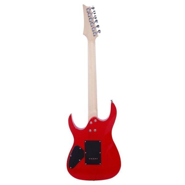 Mars Guitar Burning Red Wildcat electric guitar