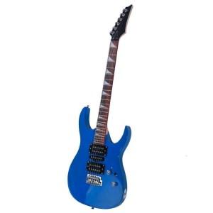 Mars Guitars in Electric Blue - Wildcat