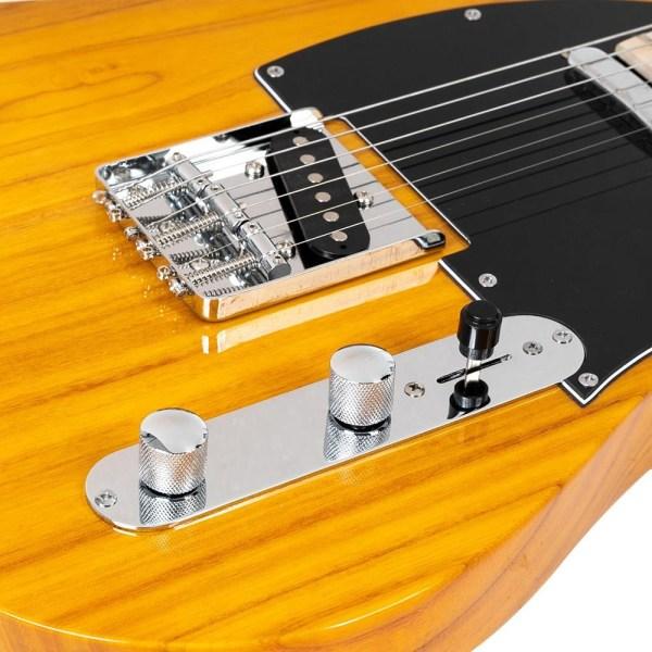 Vandross Series Electric Guitar in Natural Blonde