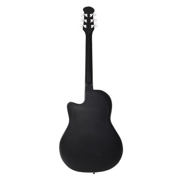 Lindstrom 41' acoustig guitar with leaf
