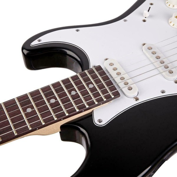 Black Ground Series Electric Guitar