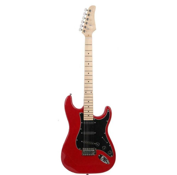 Gephardt Matrix Red Electric Guitar