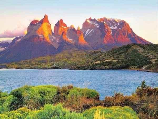 explore chile's pristine coastline