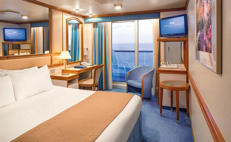 Emerald Princess Princess Cruises
