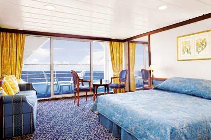 Pacific Princess MiniSuite Stateroom  Princess Cruises