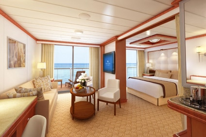 Royal Princess Suite Stateroom  Princess Cruises