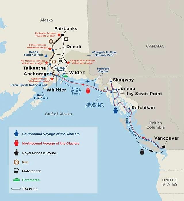 Explore Denali National Park In 2019 Princess Cruises