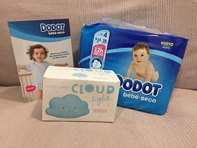 0b0a4f1a5 Pañales Dodot bebé-seco con canales de aire. Sello de calidad ...