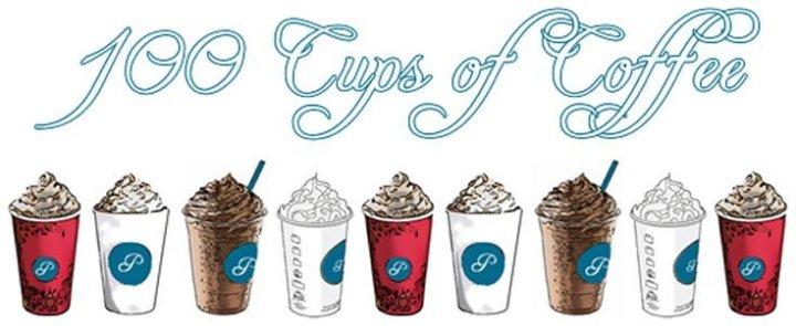 100 Cups of Coffee - Travel Mugs