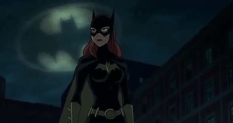 Batgirl in The Killing Joke