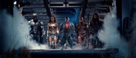 DCEU - Justice League