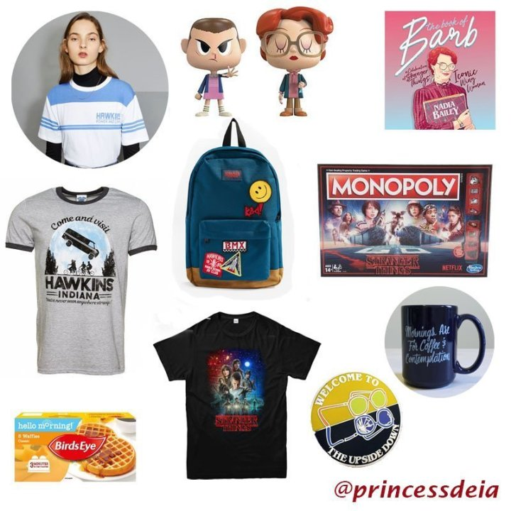 Stranger Things Must Haves