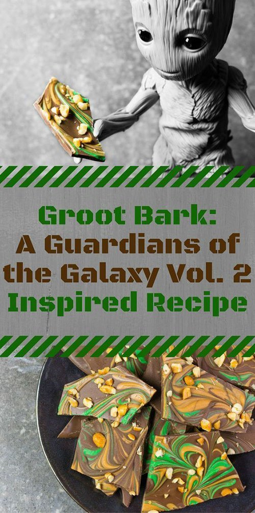 Groot Bark by Geeks who Eat