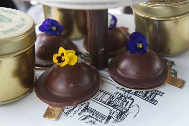 Mary Poppins Afternoon Tea in London