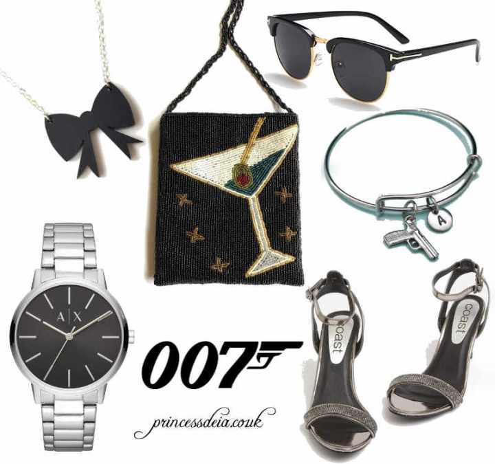 James Bond Everyday Cosplay - Accessories