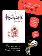 """<h5>""""Apocalypse & Petits Biscuits""""</h5><p>Auteurs : Pétronille (textes et quelques dessins), PrincessH (dessins et quelques textes)</p>"""