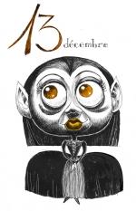 <h5>13 décembre 2015 : la Ménine</h5><p>Carnet de croquis, décembre 2015.</p>